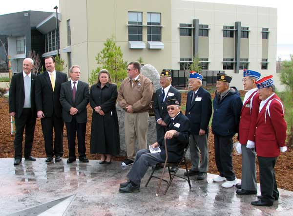 Placer County Supervisors and Veterans