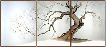 Triptych-Waltz With The Wind © France Borka